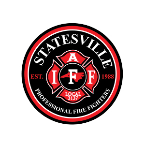 Statesville Professional Fire Fighters Logo